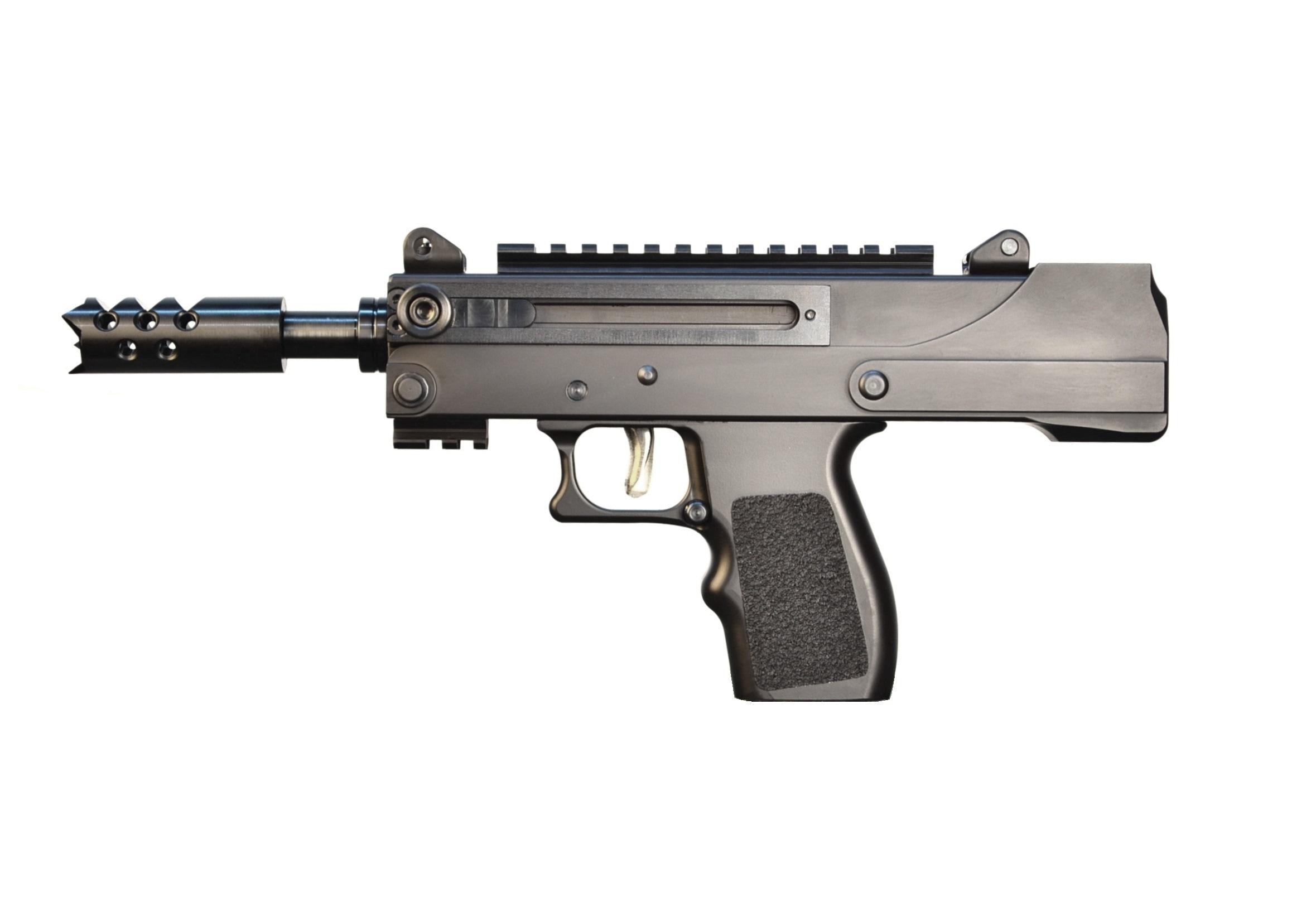 MPA57DMG 57x28mm Pistol  MasterPiece Arms Inc