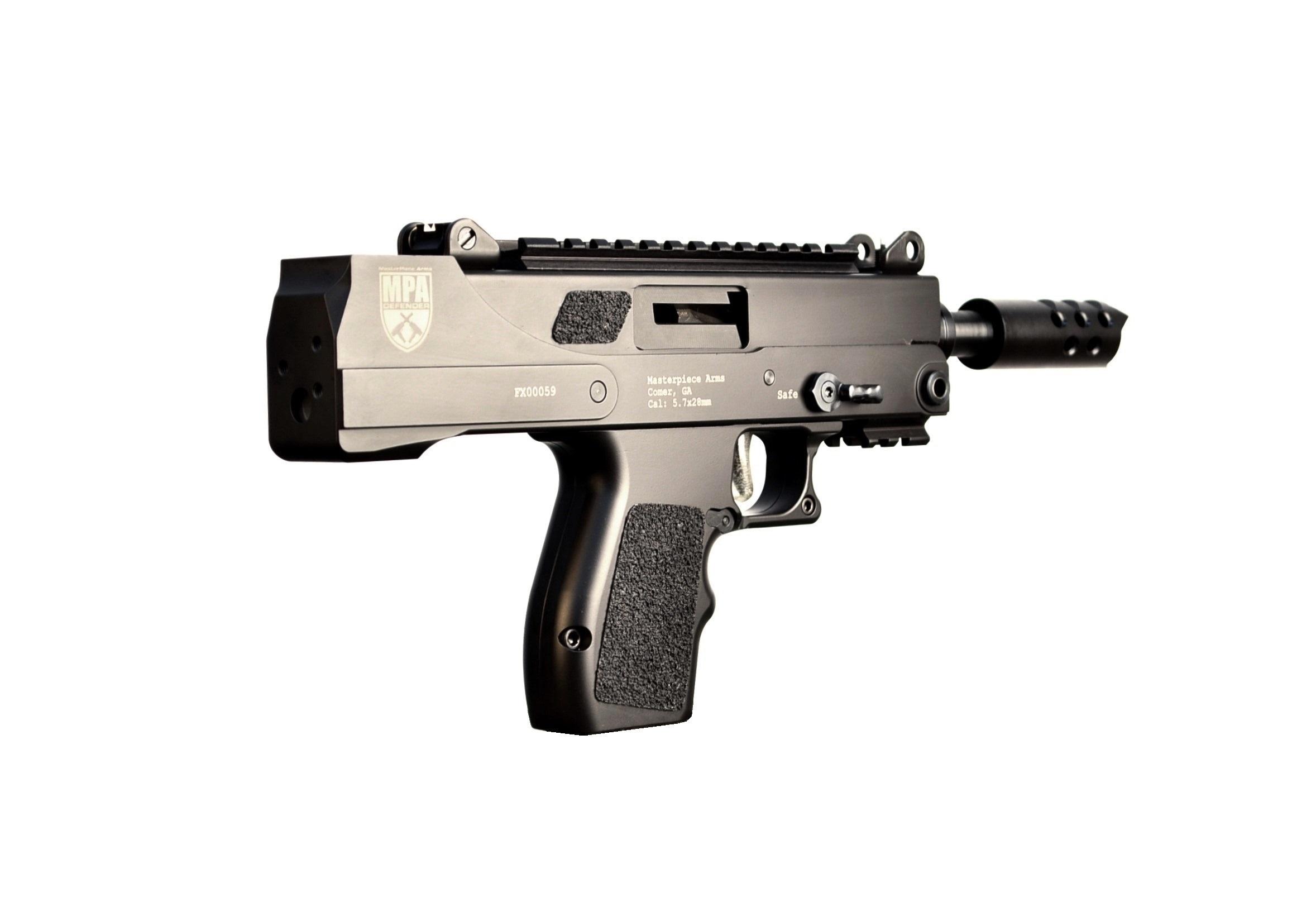 MPA57DMG 5 7x28mm Pistol - MasterPiece Arms, Inc
