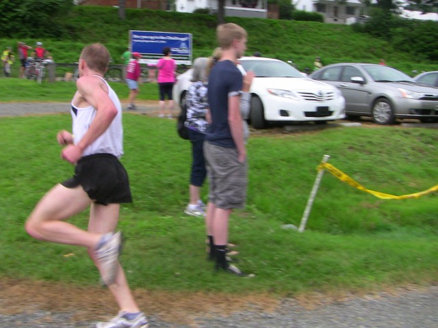 Run Tyler Dunn Run!