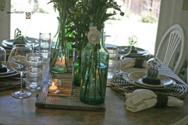 Spring vibes tablescape8