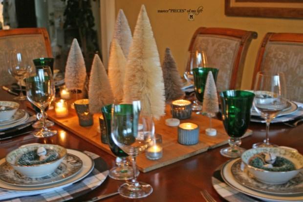 Bottlebrush Christmas tablescape1