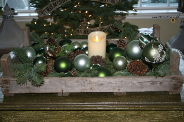Baubles in a crate 7