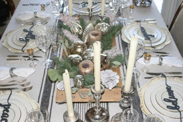 Sentiment Christmas tablescape2
