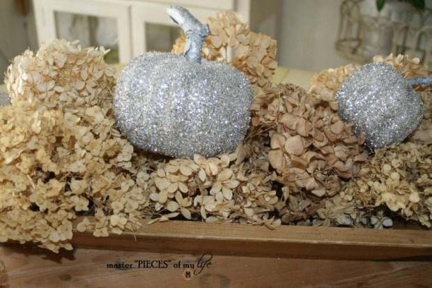 Glitter pumpkins 8