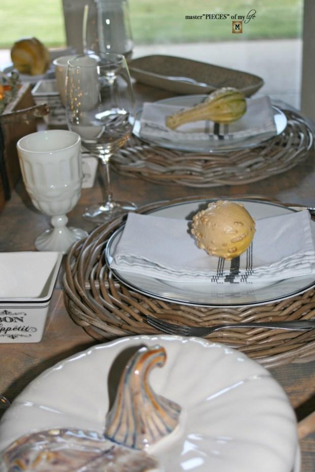 A farewell tablescape 10