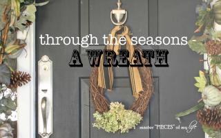 Thru the seasons-a wreath