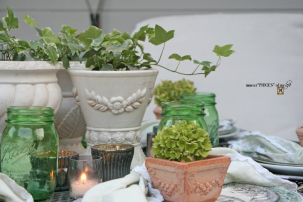 Last day of summer garden tablescape 4