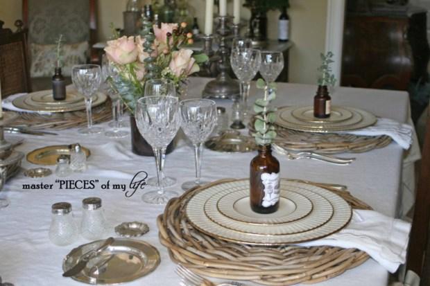Romantic tablescape for 4-2