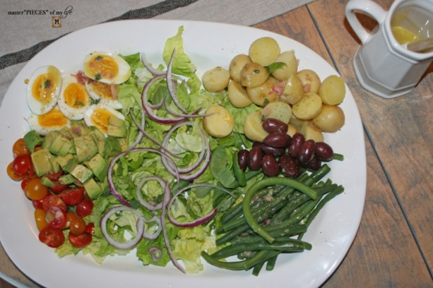 CA style nicoise salad 2