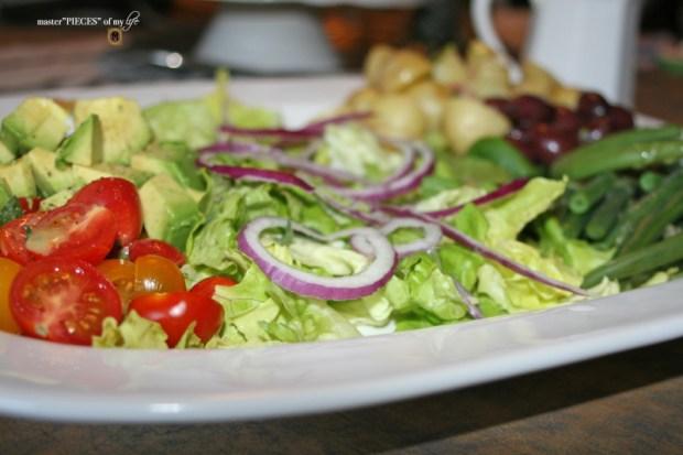 CA style nicoise salad 3