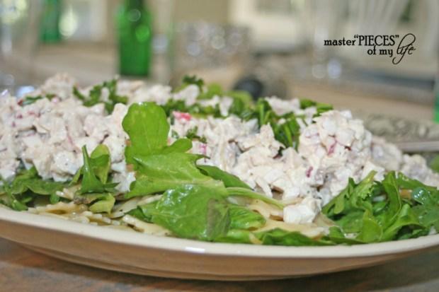 On tthe menu-3 layer salad 5
