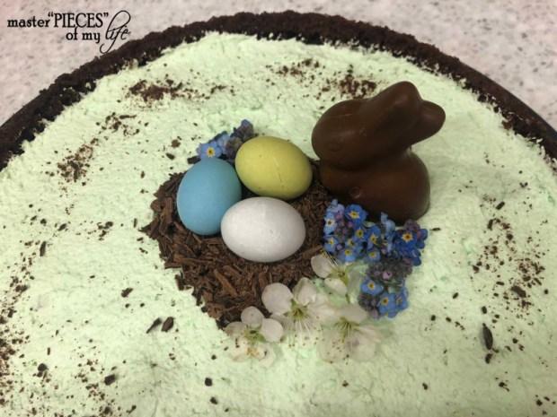 Chocolate pistachio cake7