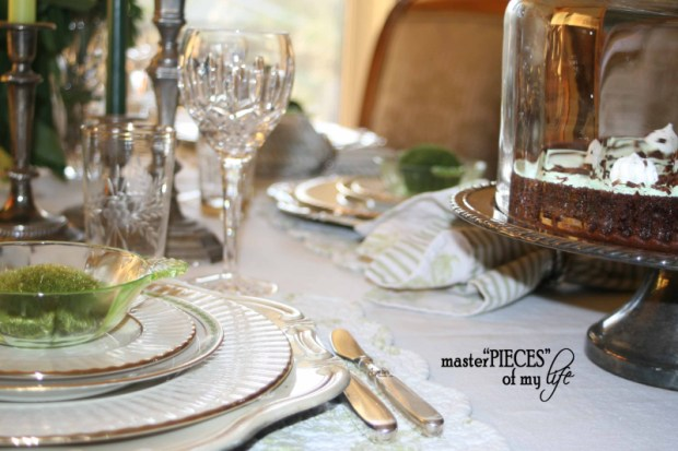 St. patricks stylish tablescape14