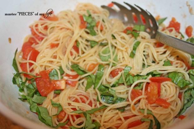 On the menu long pastas9