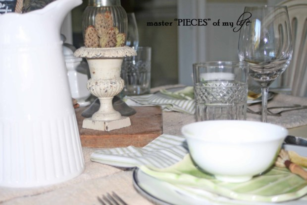 Late summer early fall tablescape8
