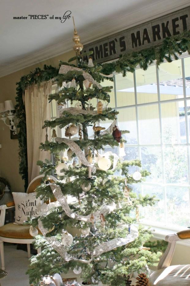 Christmas silver tip tree9