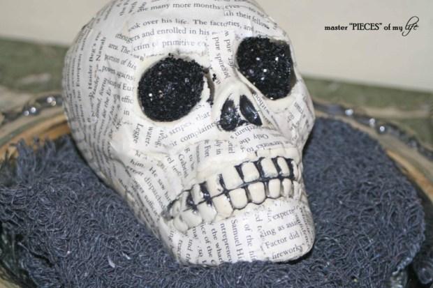 Skull vignette5