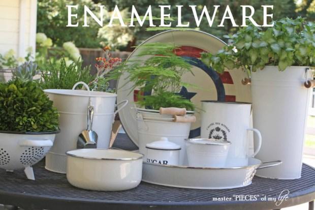 Enamelware 1