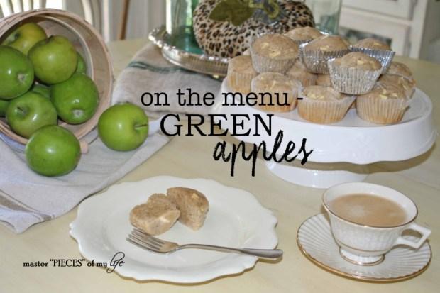 Gree apples 1