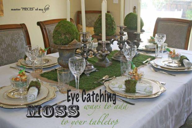 Moss tabletop 1