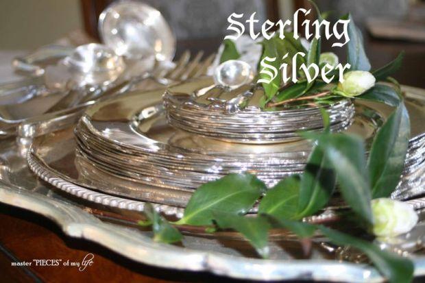 Sterling silver 1