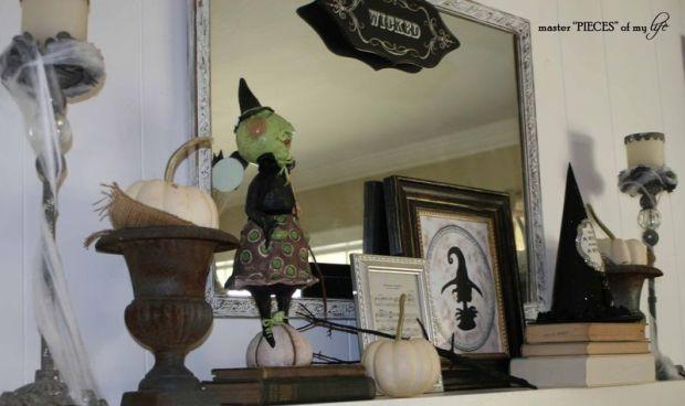 Halloween mantle2