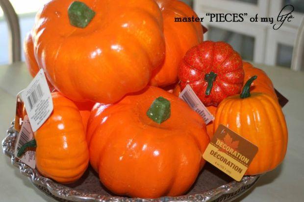 $ pumpkins 1