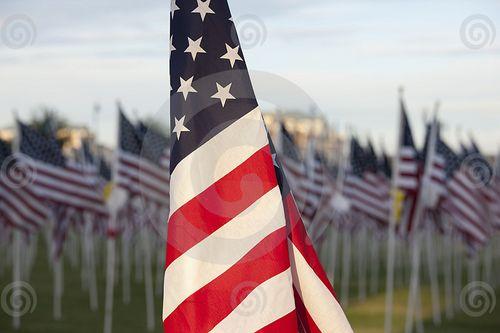 Flag veterans day