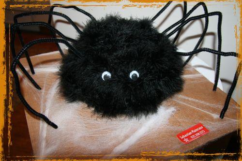 Grunge spider