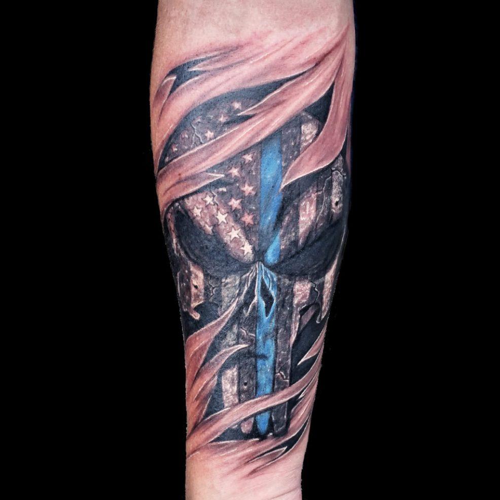 Best 3d Tattoo Artist In San Francisco