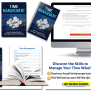 Time Management Plr Report Squeeze Page Graphics