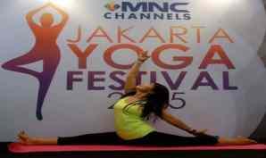 Yoga Itu Sehat