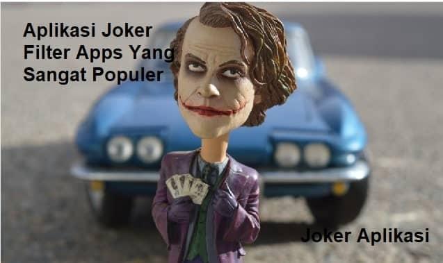 Joker Aplikasi