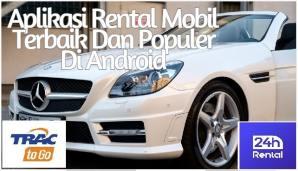 Aplikasi Rental Mobil