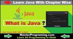 Java Kiya Hai