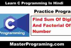 Find-Sum-Of-Digits-And-Factorial-Of-Number