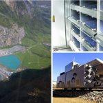 Las baterías para energías renovables más grandes y extrañas del mundo