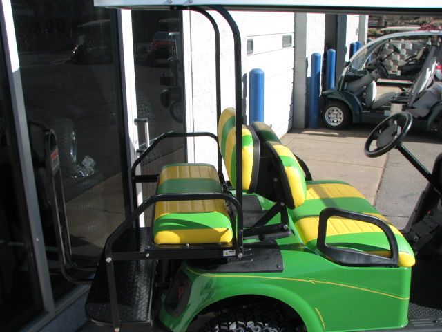 Custom John Deere Golf Cart Golf Carts Colorado Springs