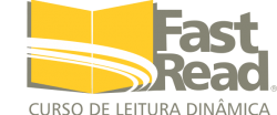logotipo curso de leitura dinamica fast read do professor renato alves