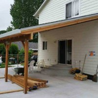 Trying to build a patio cover, no clue where to start ...
