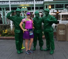 Rapunzel and the three Toy Soldiers