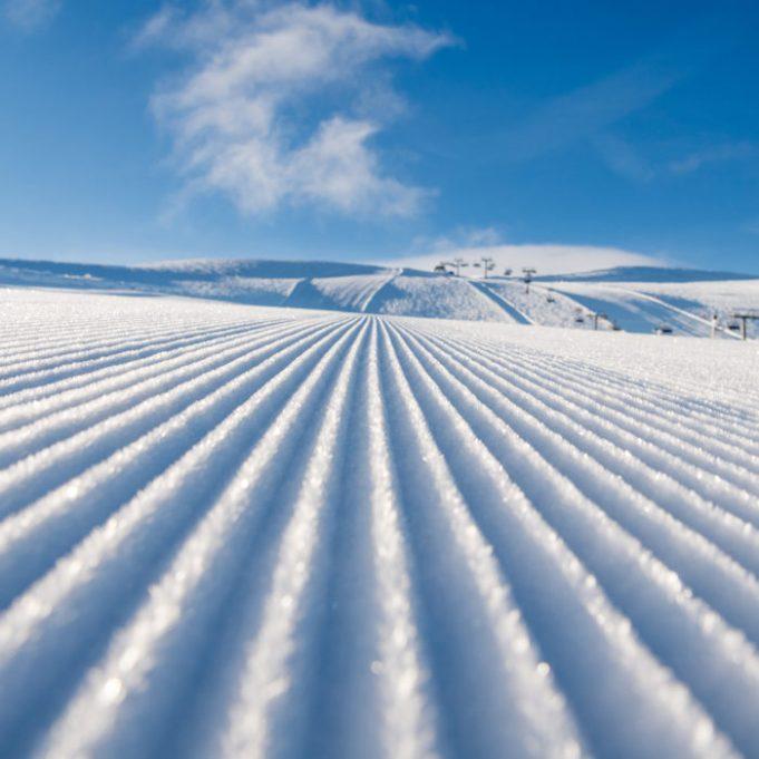 Skistar trysil - snøspor