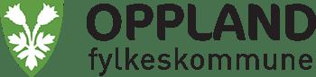 Oppland fylkeskommune logo