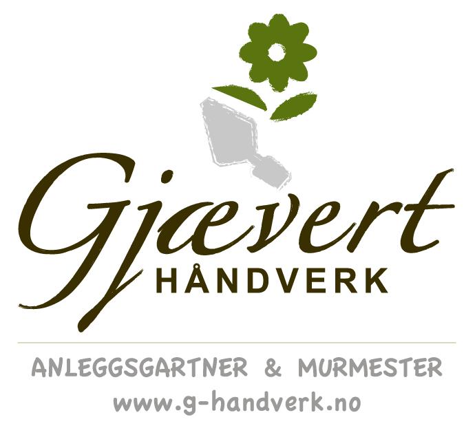 Gjævert håndverk logo