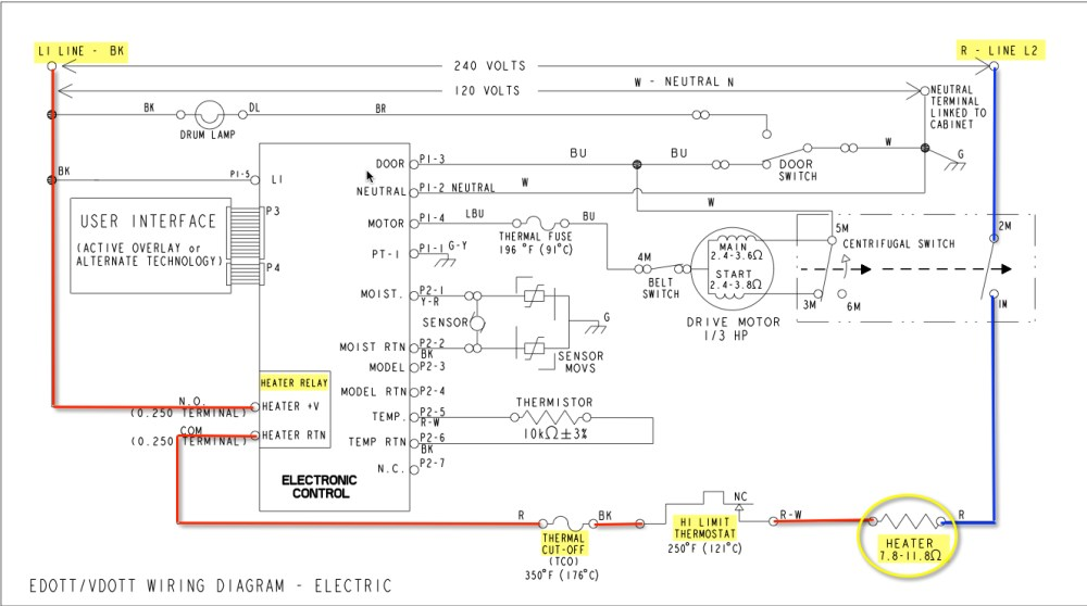 medium resolution of whirlpool dryer schematic the master samurai tech academy