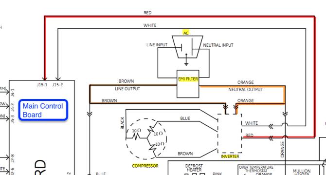 ge refrigerator inverter compressor schematic  the master