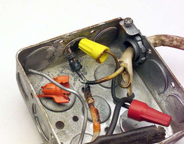 220v Electrical Junction Box Wiring