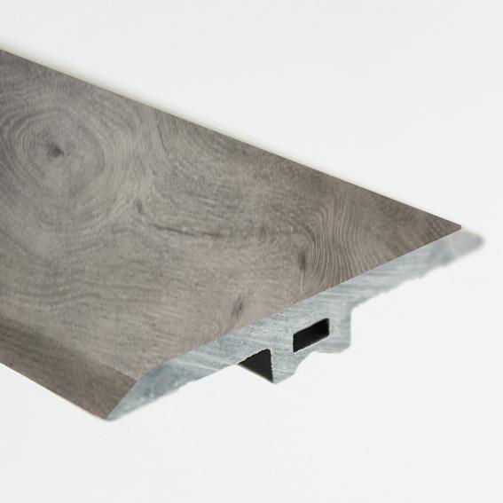 Xps Mega T Molding Aluminum Gray Masters Building Products