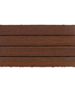 Deck Tile Brazilian Ipe 1x2