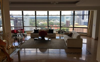 Feng Shui Of An Orchard Road Condo – Four Seasons Park